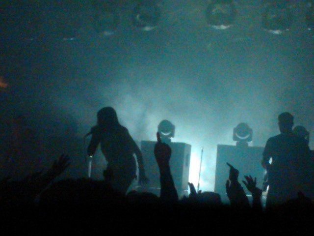 Sleigh Bells @ The Electric Ballroom