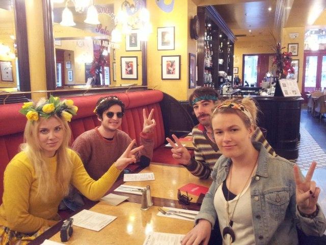 Hippy Monday in Bristol