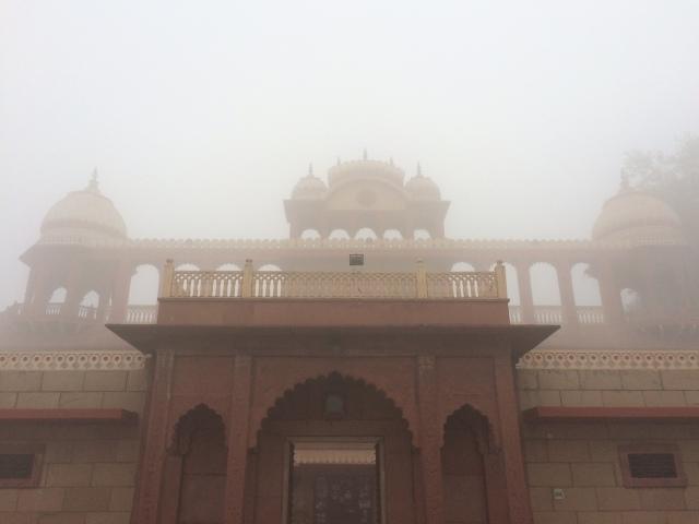 That fog
